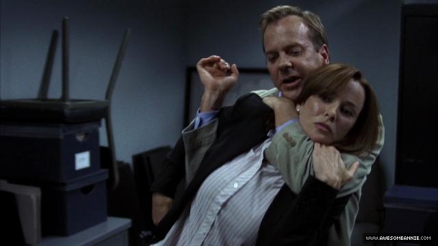 Annie Wersching as Renee Walker in 24 Season 7 Episode 3 ...